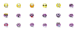 Emoticons Classiche 3d Msn Messenger