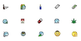 Emoticons Drugs per Msn Messenger
