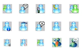 Emoticons Messenger per Msn Messenger