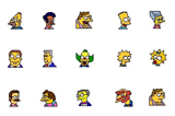 Emoticons Simpsons per Msn Messenger