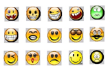 Emoticons Smiley per Msn Messenger