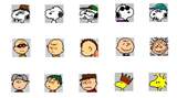 Emoticons Snoopy per Msn Messenger