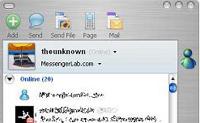 Raccolta MSN Messenger 7.5 Skins
